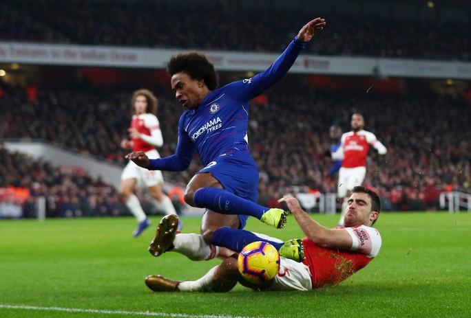 HLV Chelsea thất vọng và tức giận vì học trò thua cuộc - Ảnh 1.