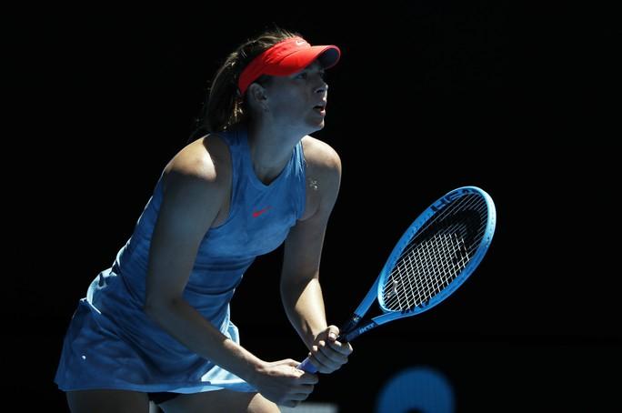 Giải Úc mở rộng 2019: Sharapova và bồ cũ bất ngờ bị loại - Ảnh 2.