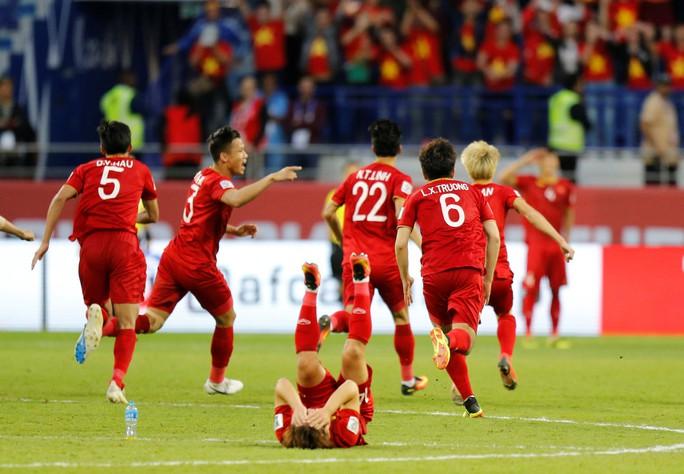 Việt Nam loại Jordan: Chiến thắng khẳng định đẳng cấp - Ảnh 1.