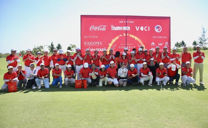 Gần 500 triệu đồng ủng hộ trẻ em vùng cao từ giải golf từ thiện  - Ảnh 1.