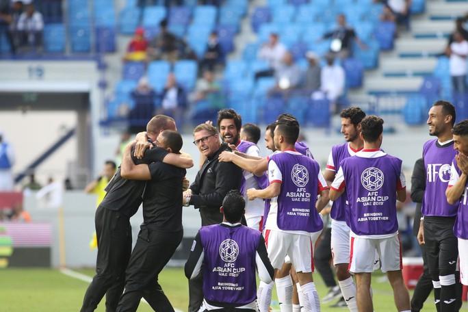 HLV Vital Borkelmans: Jordan thua Việt Nam vì sợ hãi, bối rối - Ảnh 2.