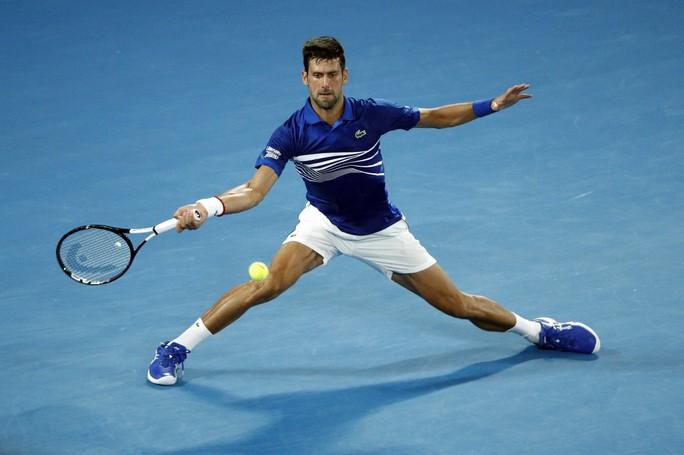 Djokovic thẳng tiến vào tứ kết đấu Nishikori - Ảnh 3.