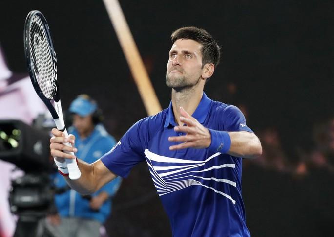 Djokovic thẳng tiến vào tứ kết đấu Nishikori - Ảnh 2.