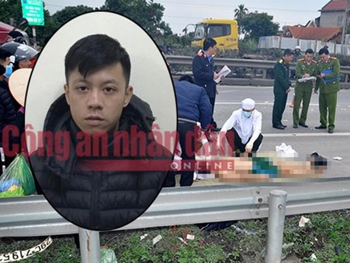 Tài xế xe tải tông 8 người tử vong ở Hải Dương dương tính với ma túy - Ảnh 3.