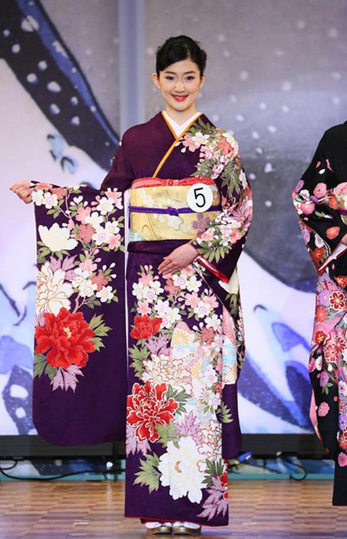 Tranh cãi nhan sắc của tân Hoa hậu Nhật Bản - Ảnh 3.