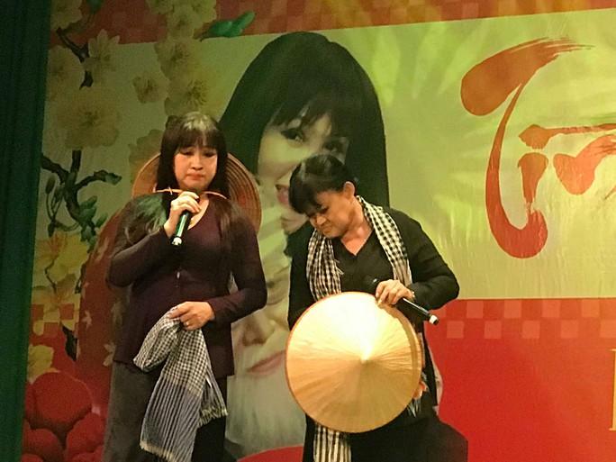 NSND Bạch Tuyết xúc động trong chương trình trao học bổng nhạc sĩ Bắc Sơn - Ảnh 3.