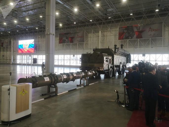 Bị Mỹ đòi hủy tên lửa, Nga mở hội nghị nói hết - Ảnh 2.
