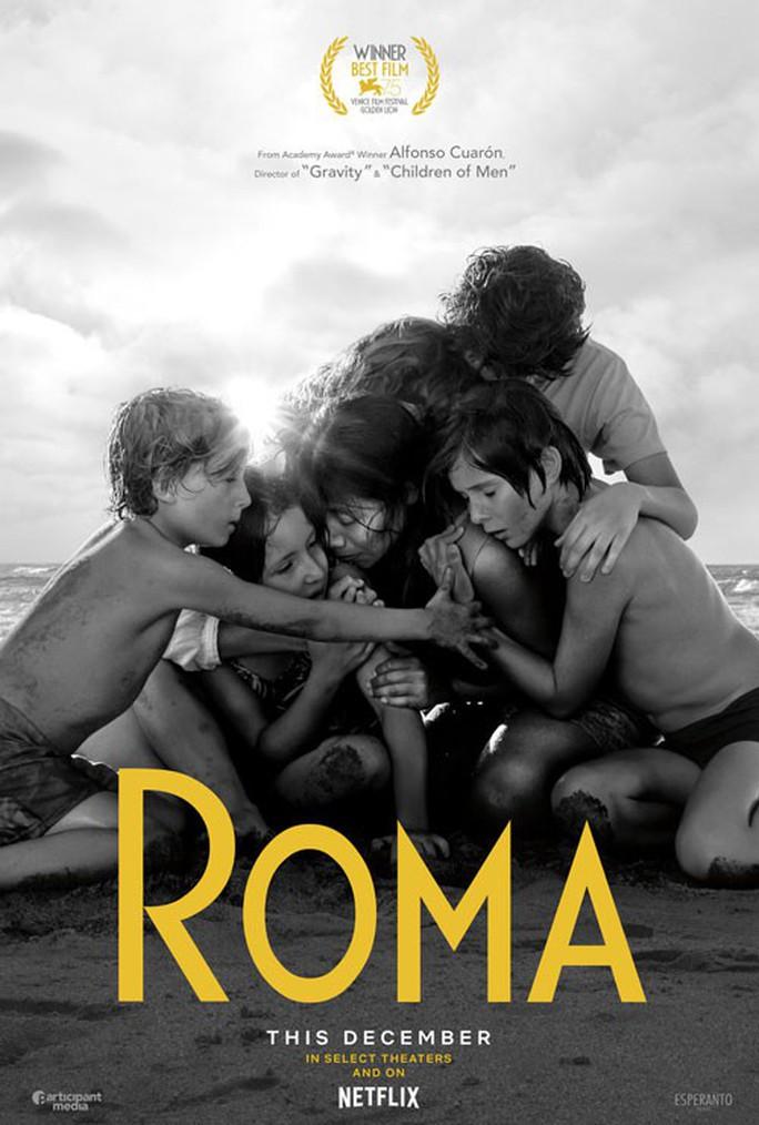 Roma và  The Favourite dẫn đầu đề cử giải Oscar lần thứ 91 - Ảnh 1.