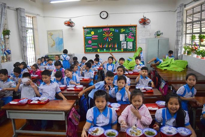 Điện Biên nâng cao chất lượng bữa ăn học đường - Ảnh 1.