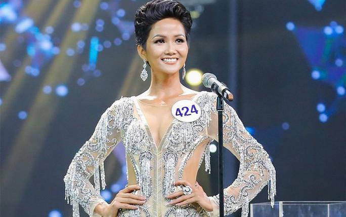 HHen Niê vào tốp 20  Nữ hoàng sắc đẹp thế giới - Ảnh 3.