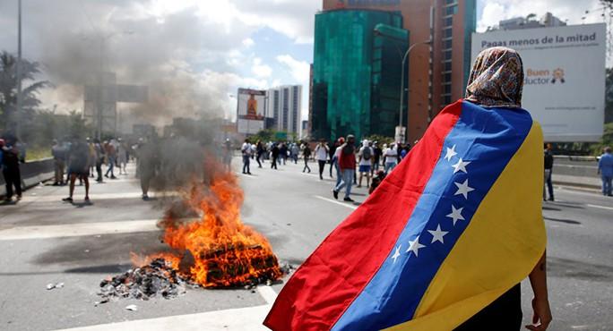 Nga cảnh báo thảm họa nếu Mỹ can thiệp quân sự vào Venezuela - Ảnh 1.