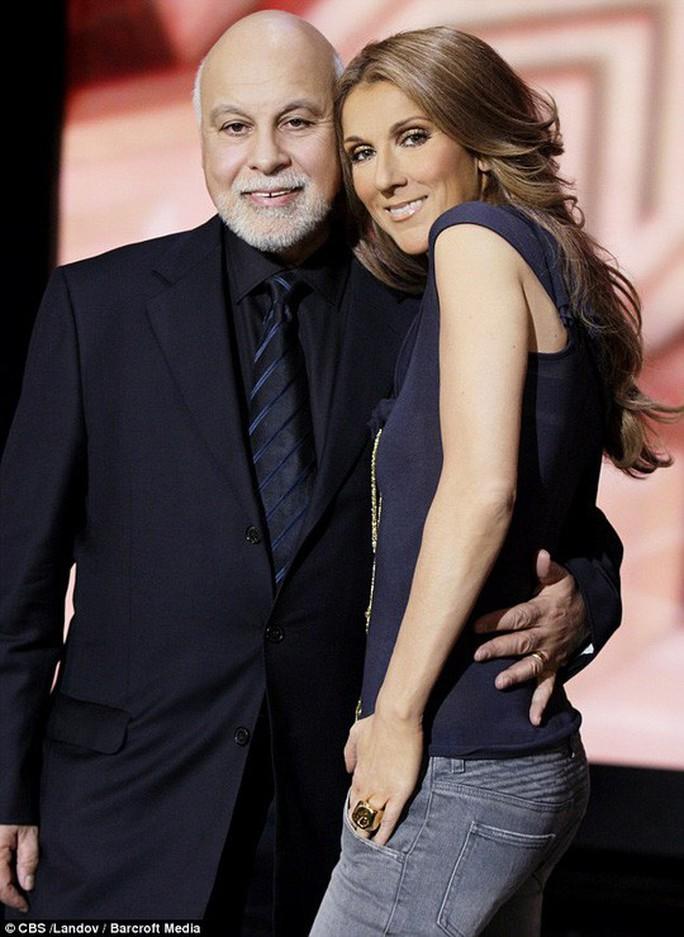 Sốc với thân hình gầy nhom của họa mi Celine Dion - Ảnh 5.