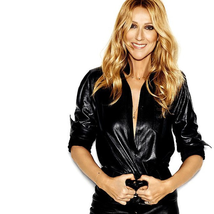 Sốc với thân hình gầy nhom của họa mi Celine Dion - Ảnh 7.
