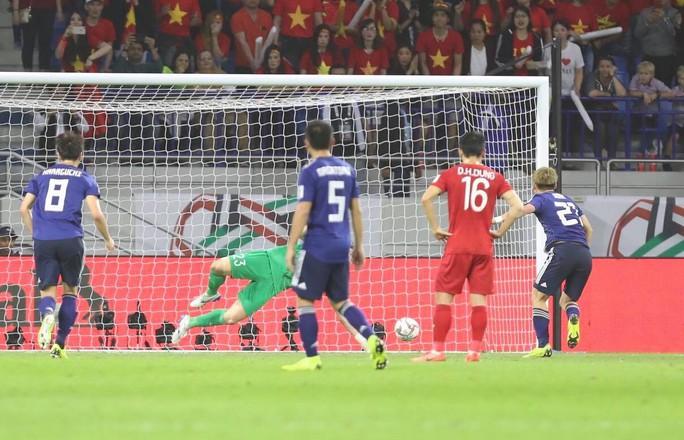 Clip Việt Nam - Nhật Bản 0-1: Chia tay trong thế ngẩng cao đầu - Ảnh 2.