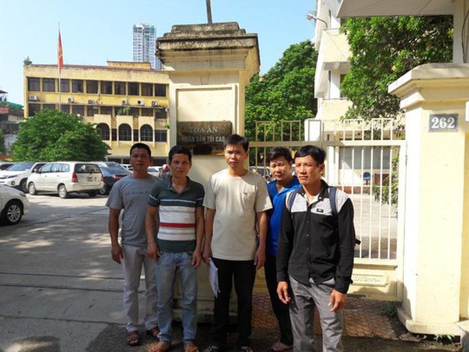 Đại biểu Quốc hội Trương Trọng Nghĩa lên tiếng vụ cưa cây khô bị xử tội trộm cắp - Ảnh 2.