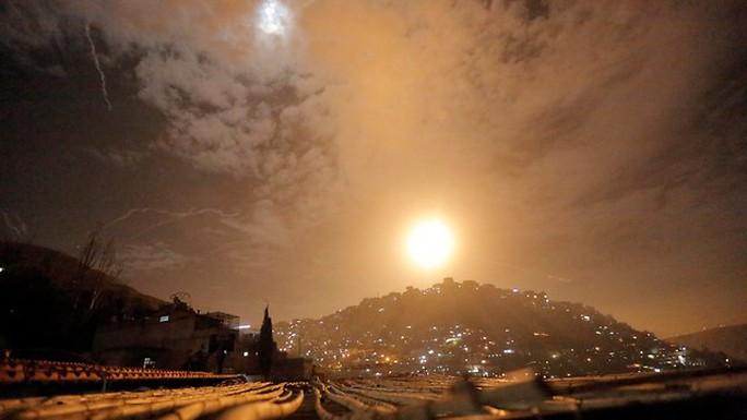 Nga cảnh báo Israel sau vụ không kích ở Syria - Ảnh 1.