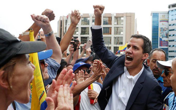 Venezuela cắt đứt quan hệ ngoại giao với Mỹ - Ảnh 2.