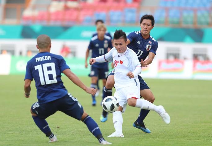 Clip Việt Nam - Nhật Bản 0-1: Chia tay trong thế ngẩng cao đầu - Ảnh 10.