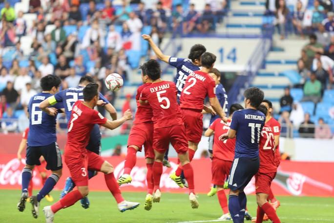 Clip Việt Nam - Nhật Bản 0-1: Chia tay trong thế ngẩng cao đầu - Ảnh 5.