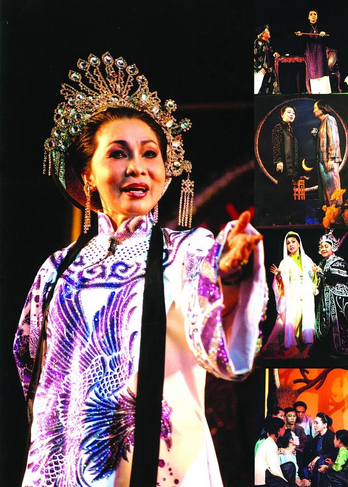 Thái hậu Dương Vân Nga: Từ lịch sử đến nghệ thuật - Ảnh 2.