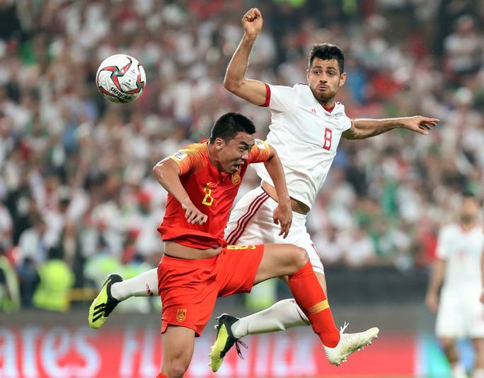 Thua 0-3, Trung Quốc tiếp bước Việt Nam về nước - Ảnh 2.