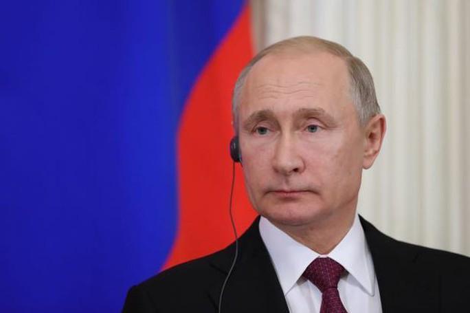 Ông Putin lên tiếng, quân đội Venezuela ủng hộ ông Maduro - Ảnh 1.