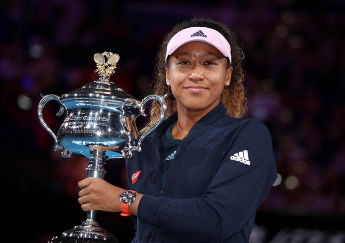 Vô địch Úc mở rộng 2019, Osaka khẳng định vận son - Ảnh 7.