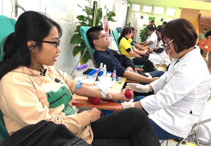 Bệnh viện Việt Đức lo không đủ máu cứu nạn nhân tai nạn giao thông - Ảnh 1.