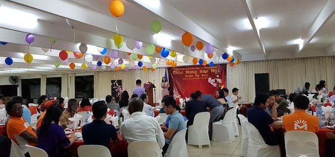 Người Việt tại Mozambique gặp gỡ mừng Xuân Kỷ Hợi - Ảnh 2.