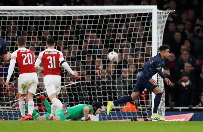 Quật ngã Arsenal, Man United thẳng tiến vòng 5 FA Cup - Ảnh 4.