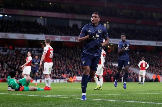 Quật ngã Arsenal, Man United thẳng tiến vòng 5 FA Cup - Ảnh 6.