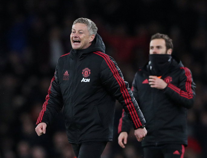 Quật ngã Arsenal, Man United thẳng tiến vòng 5 FA Cup - Ảnh 7.
