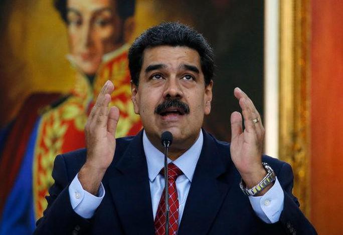 Venezuela: Thủ lĩnh đối lập tìm kiếm sự ủng hộ của quân đội - Ảnh 4.