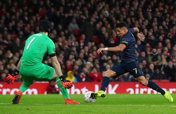 Quật ngã Arsenal, Man United thẳng tiến vòng 5 FA Cup - Ảnh 3.