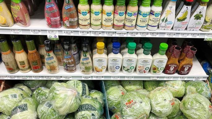 Giá bán thực phẩm organic ở Mỹ hạ nhiệt - Ảnh 1.
