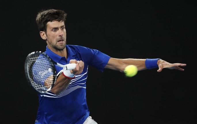 Clip: Thắng áp đảo Nadal, Djokovic lập kỷ lục vô địch ở Úc mở rộng - Ảnh 1.