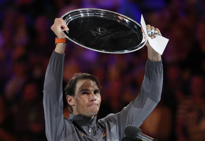 Clip: Thắng áp đảo Nadal, Djokovic lập kỷ lục vô địch ở Úc mở rộng - Ảnh 5.
