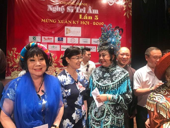 NSND Kim Cương rơi nước mắt trong Chương trình Nghệ sĩ tri âm - Ảnh 9.