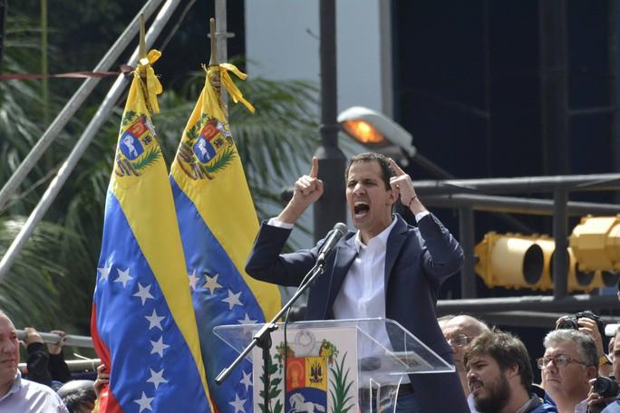 Venezuela: EU ra tối hậu thư cho ông Maduro - Ảnh 1.