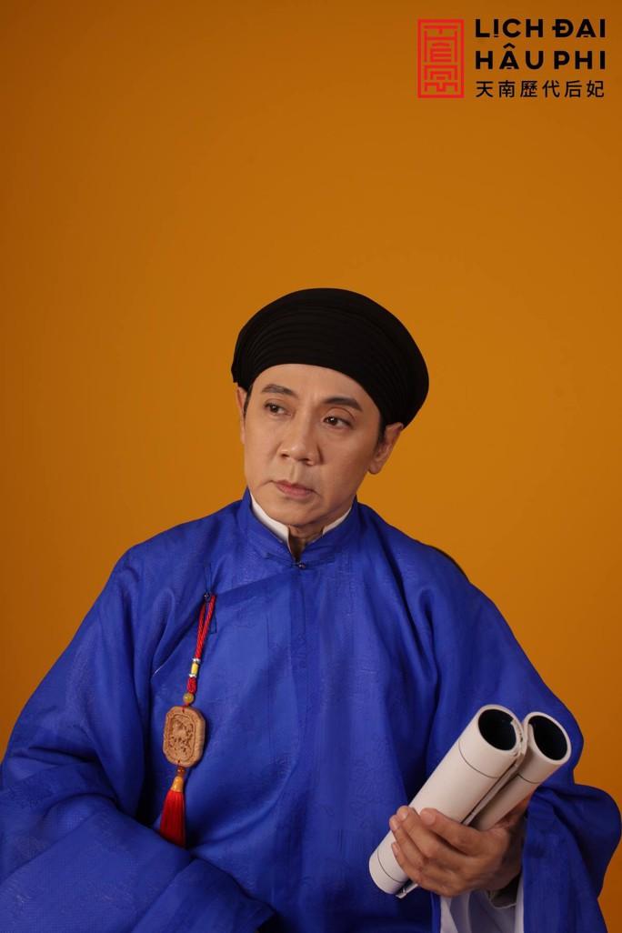 Vân Trang khác lạ khi hóa Hoàng hậu Lệ Thiên Anh - Ảnh 8.