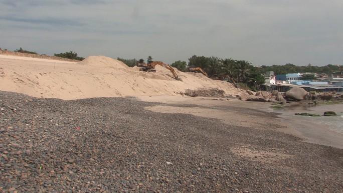 Bình Thuận: Khẩn trương khắc phục tình trạng xâm hại bãi đá 7 màu - Ảnh 4.
