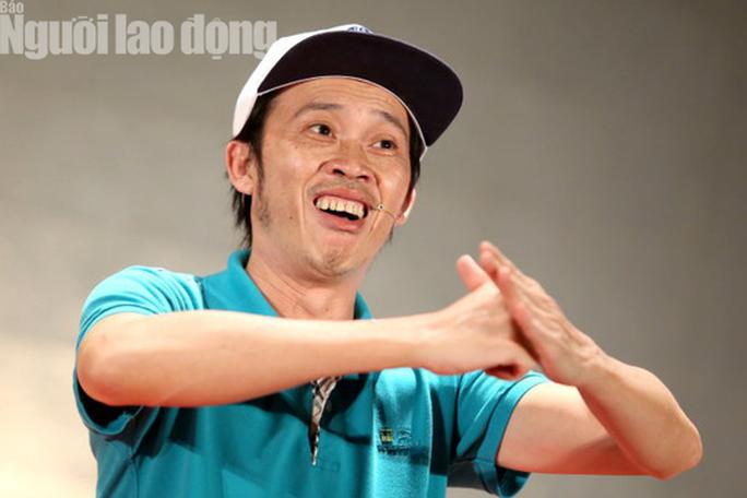 Danh hài Hoài Linh... làm thơ tặng bạn đọc Giải Mai Vàng, tri ân nghệ sĩ - Ảnh 1.