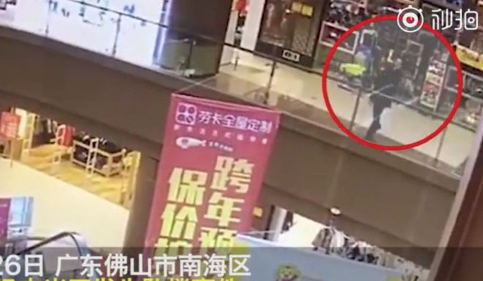 Trung Quốc: Tự tử còn kéo bé gái không quen biết chết cùng - Ảnh 1.