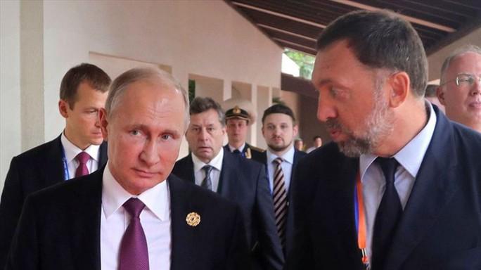 Mỹ bỏ trừng phạt 3 công ty liên quan đến đồng minh ông Putin - Ảnh 1.