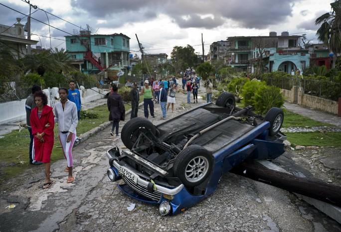 Cuba: Lốc xoáy kinh hoàng, 175 người thương vong - Ảnh 3.