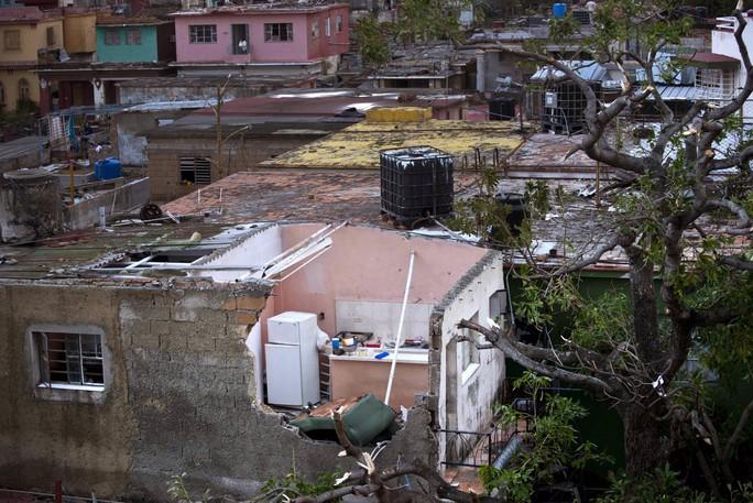 Cuba: Lốc xoáy kinh hoàng, 175 người thương vong - Ảnh 5.