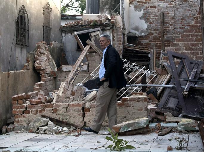 Cuba: Lốc xoáy kinh hoàng, 175 người thương vong - Ảnh 6.