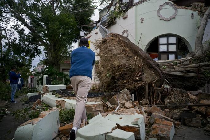 Cuba: Lốc xoáy kinh hoàng, 175 người thương vong - Ảnh 7.