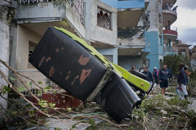 Cuba: Lốc xoáy kinh hoàng, 175 người thương vong - Ảnh 4.