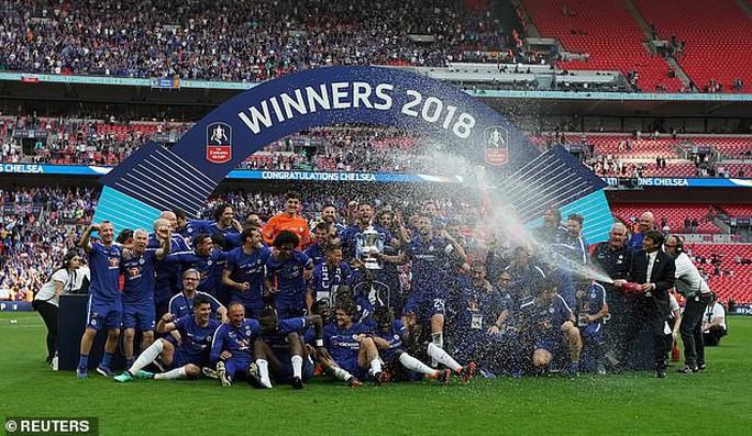 Đại chiến Man United vòng 5 FA Cup, Chelsea dễ mất ngôi vương - Ảnh 1.